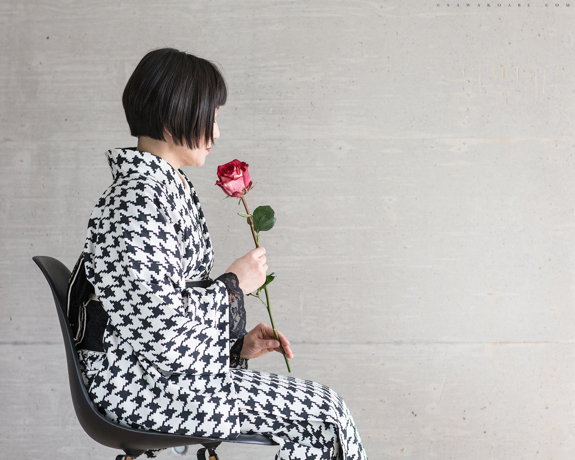 PORTRAIT -Kimonography1-