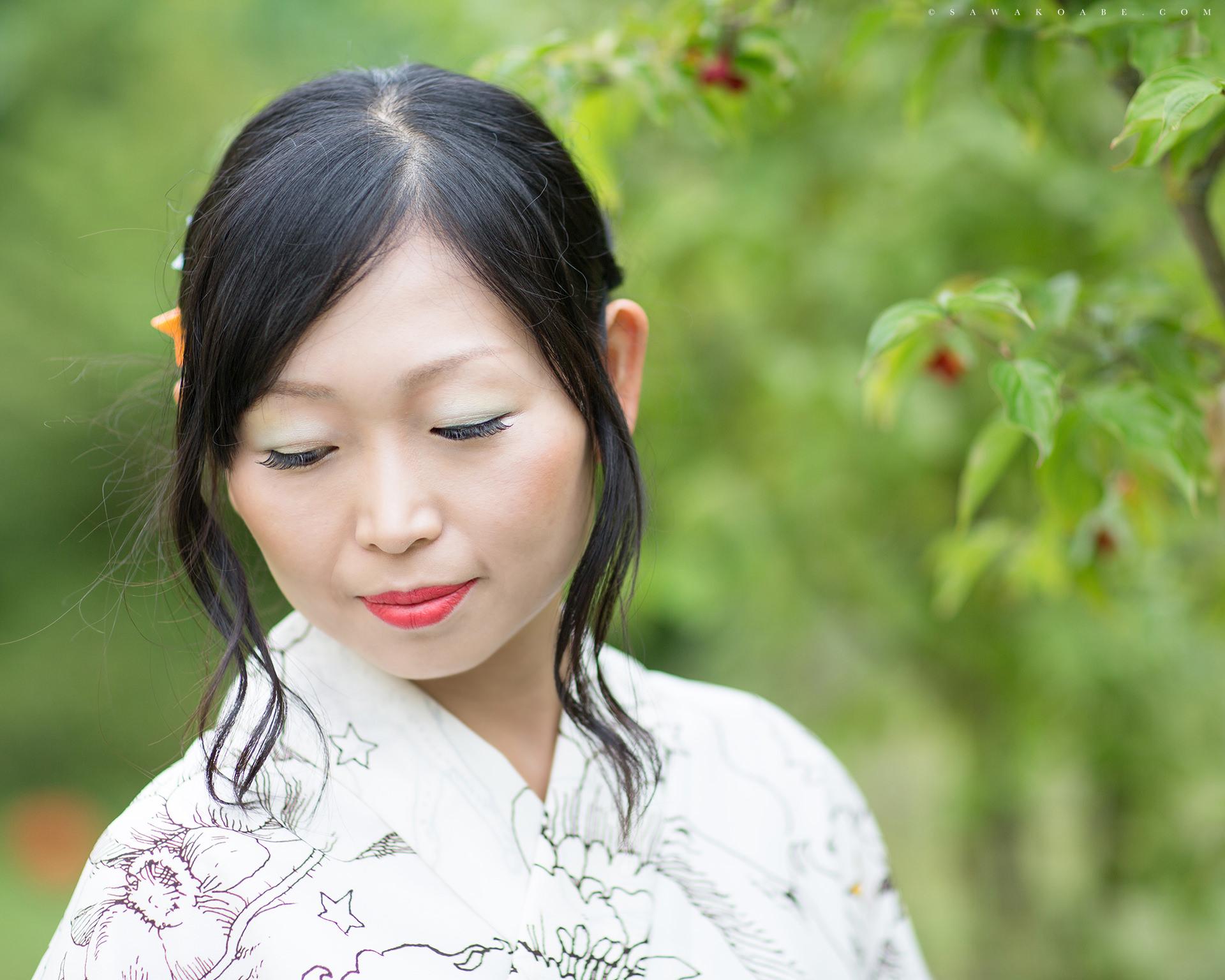 PORTRAIT -Kimonography3-