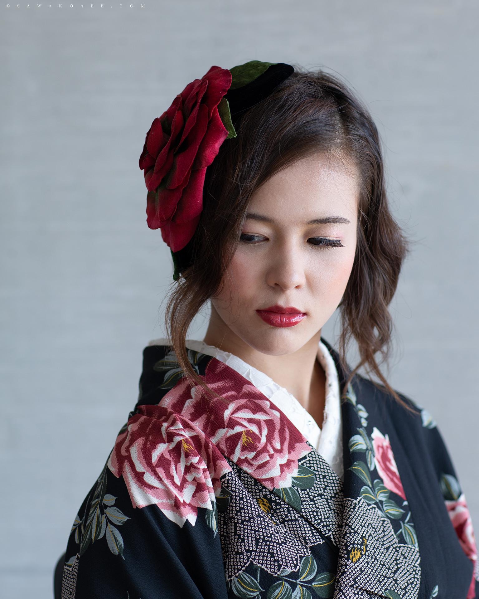 PORTRAIT -Kimonography4-